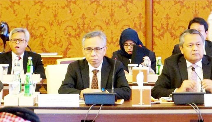 Foto Berita OJK Dukung Peningkatan Adopsi Standar IFSB