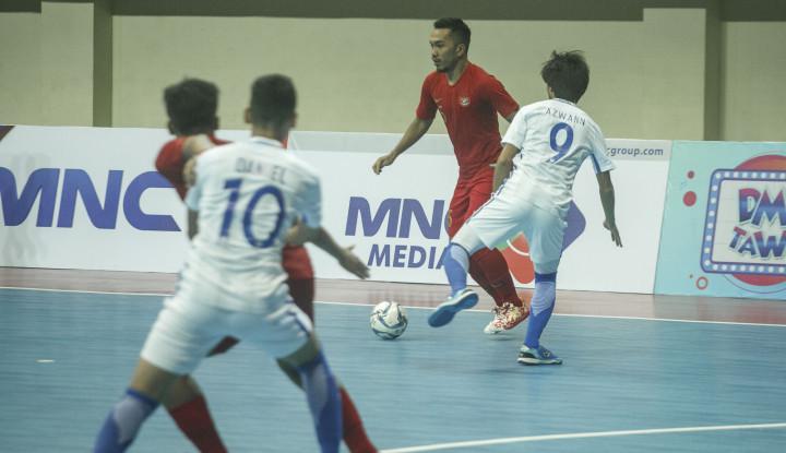 Timnas Futsal Indonesia Cetak 7-0, Kensuki Puji Skuat Taiwan - Warta Ekonomi