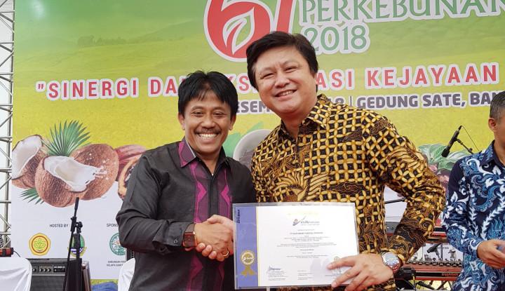 Eagle High Plantations Raih Tiga Sertifikat ISPO Sepanjang 2018 - Warta Ekonomi