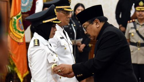 Foto Pesan Pakde Karwo untuk Walikota Mojokerto Baru, Patut Ditiru