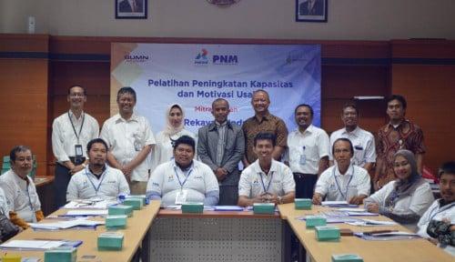 Foto Rekind Bersama PNM Latih 23 Pelaku UMKM Jabodetabek