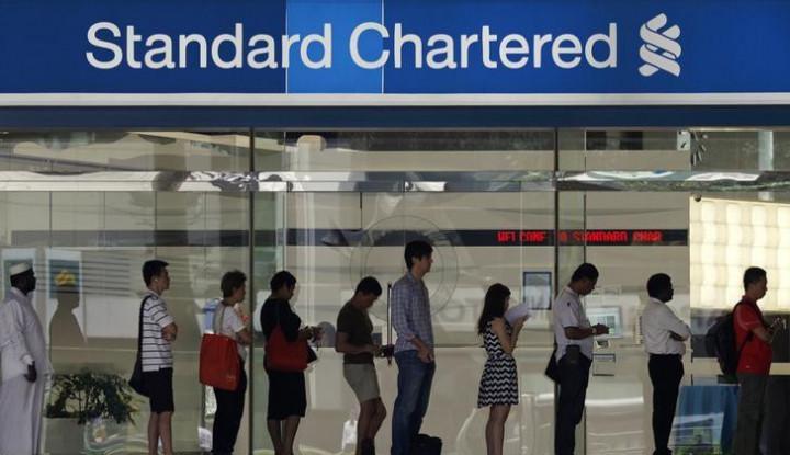 Standard Chartered Cetak Laba Bersih Nyaris Setengah Triliun di Semester I 2019 - Warta Ekonomi