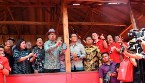 Foto Pertama di Indonesia, Jabar Punya Kampung Perikanan Digital