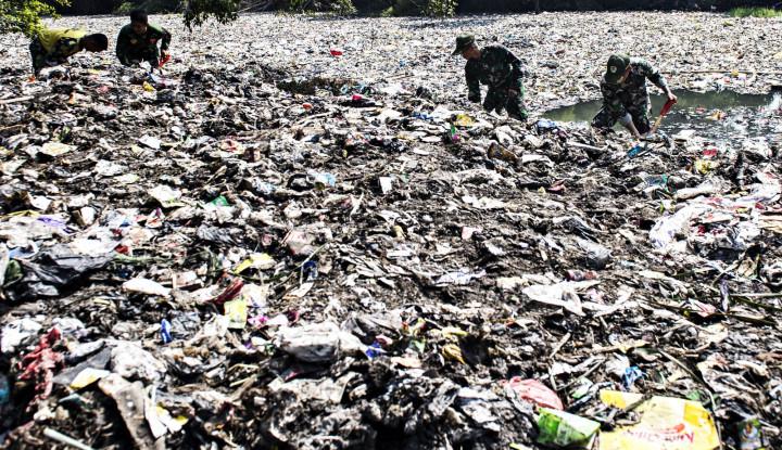 Waduh, Sampah Impor Menyerang Indonesia? - Warta Ekonomi