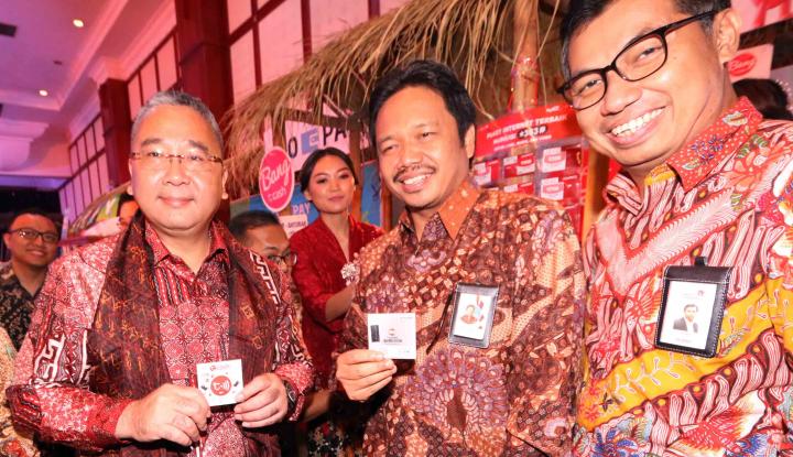 Foto Berita TCash Turut Partisipasi dalam Uji Coba Penyaluran Pembiayaan Kredit UMi