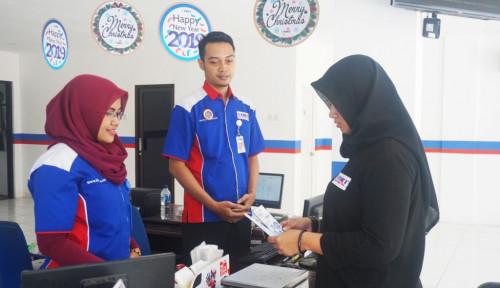 Foto Antisipasi Peningkatan Volume Kiriman E-Commerce, Tiki Perluas Kapasitas Gerai Jakut