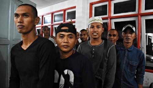 Foto Gara- Gara Narkoba, 25 TKI Diusir dari Malaysia