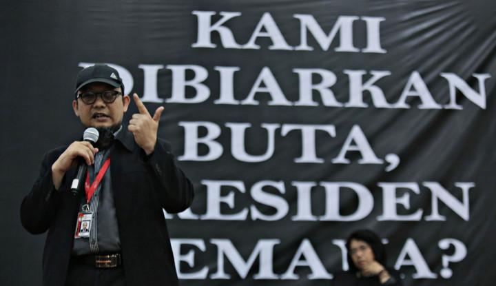 Presiden Jokowi Tak Mungkin Intervensi Kasus Novel Karena...