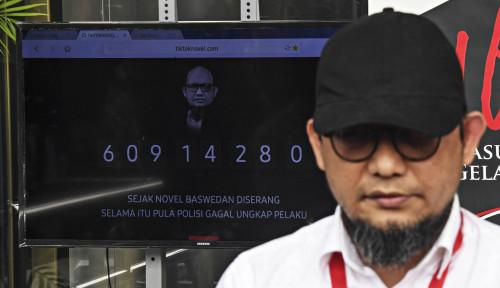 Pegawai KPK Ancam Berontak Lawan Firli, Mas Novel Dengerin: Itu Sudah Kewenangan Pimpinan Cuk!