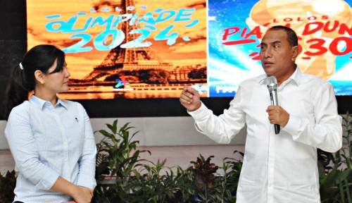 Foto Gubernur Edy Terima Laporan dari BPK: Sebagai Komandan, Saya...