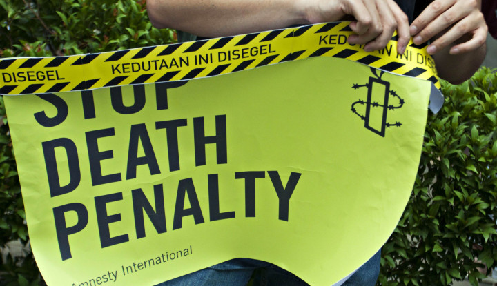 206 WNI Terancam Hukuman Mati, Negara Ini Jadi Yang Paling Banyak