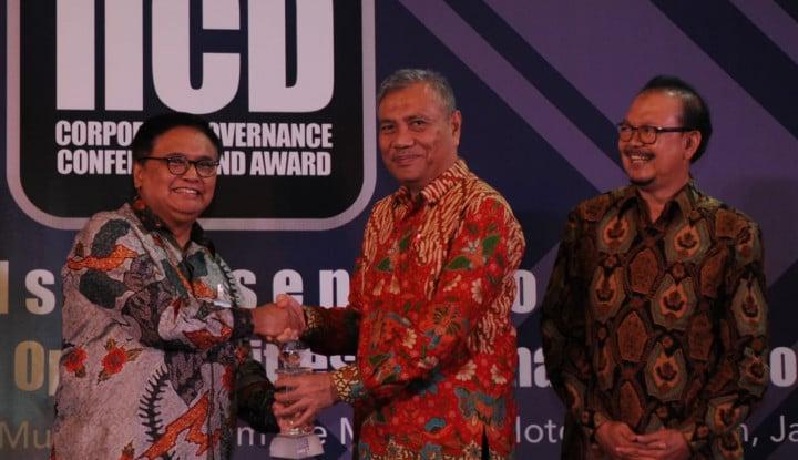 BTN Raih Penghargaan Best Overall dari IICD - Warta Ekonomi