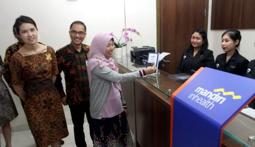 Foto Bank Mandiri Siapkan Rp13 Triliun untuk Natal dan Tahun Baru