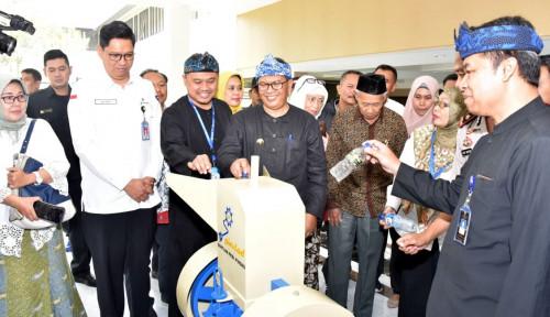 Foto Bank Sampah Pindad Bakal Wujudkan Bandung Bersih