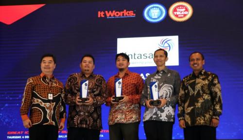 Foto Sabet3 Penghargaan, Lintasarta Komitmen Dukung Transformasi Digital di Era Industri 4.0