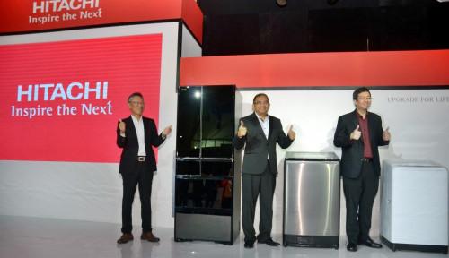 Foto Hitachi Luncurkan Produk Baru Khusus untuk Keluarga Indonesia