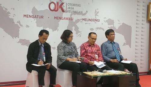 Foto OJK Siapkan Sanksi Bagi Fintech Legal yang Langgar Aturan