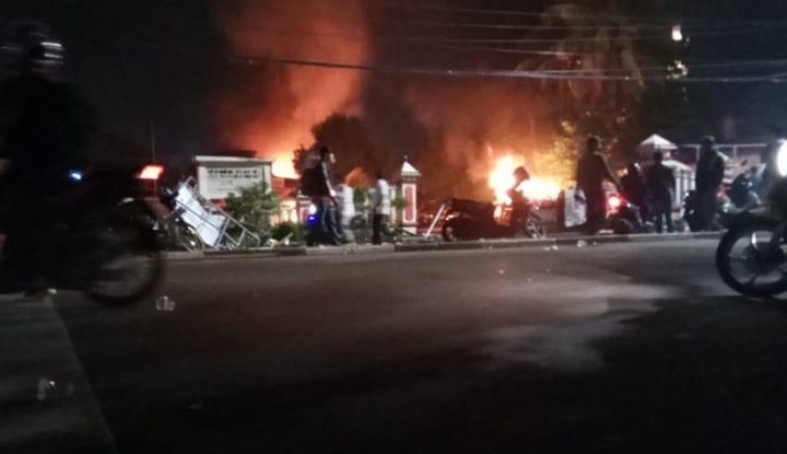 Polisi Ungkap Pelaku Pengeroyokan Disiarkan Live Melalui Medsos - Warta Ekonomi