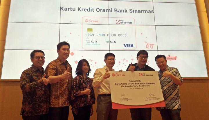 Bidik Ibu Muda, Bank Sinarmas Luncurkan Kartu Kredit Orami - Warta Ekonomi