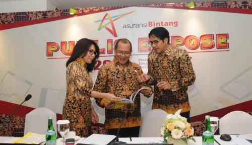 Foto Hingga Oktober, Premi Asuransi Bintang Tumbuh 2,6%