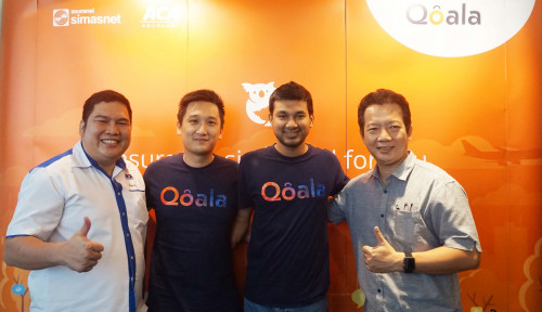 Startup Insuretech Qoala Kantongi Pendanaan Seri A Rp209 M