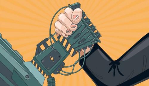 Begitu Majunya, Singapura Bakal Gantikan Pekerja Asing dengan Robot