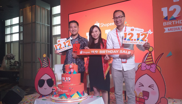 Catatkan Rekor Baru, Shopee Capai 12 Juta Transaksi pada Program Birthday Sale - Warta Ekonomi