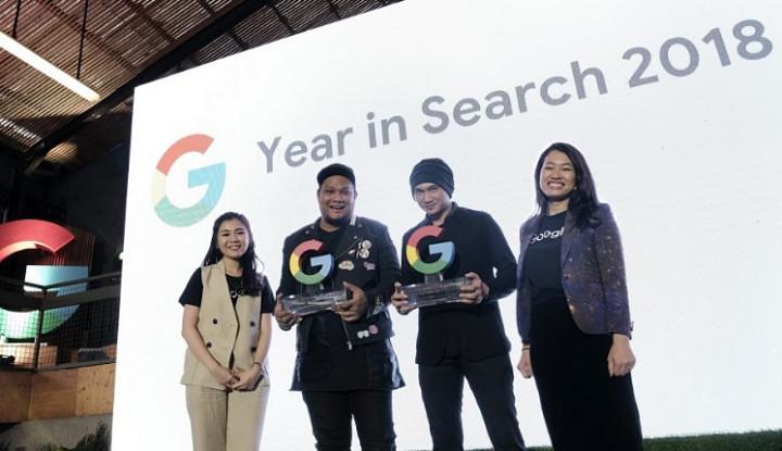 Google: 2018, Tahun Penuh Karya dari Generasi Muda - Warta Ekonomi