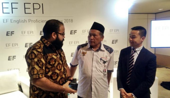 Kemampuan Berbahasa Inggris Masyarakat Indonesia Masih Rendah - Warta Ekonomi