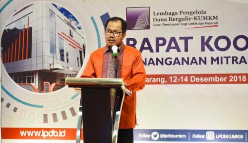 Foto Selesaikan Piutang Pembiayaan, LPDB KUMKM Koordinasi dengan KPKNL