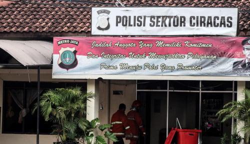 Foto Cara 'Cerdas' Kodam Jaya Tuntaskan Penyerangan Polsek Ciracas
