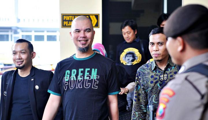 Ahmad Dhani Dirawat di Rutan Madaeng, Penyakitnya Masuk Stadium.... - Warta Ekonomi