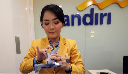 Foto MTN Valas Bank Mandiri 4 Kali Oversubscribed