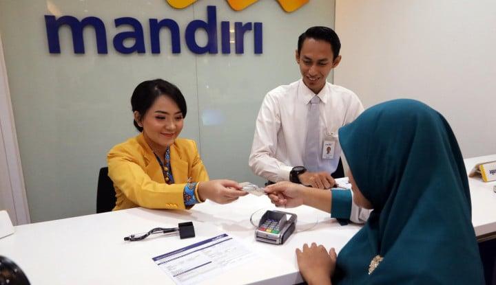 Bank Mandiri Pimpin Pasar Kredit Sindikasi di Indonesia - Warta Ekonomi