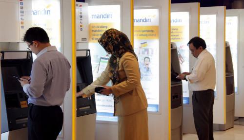 Foto Layanan Kembali Normal, Bank Mandiri Lakukan Normalisasi Rekening Nasabah