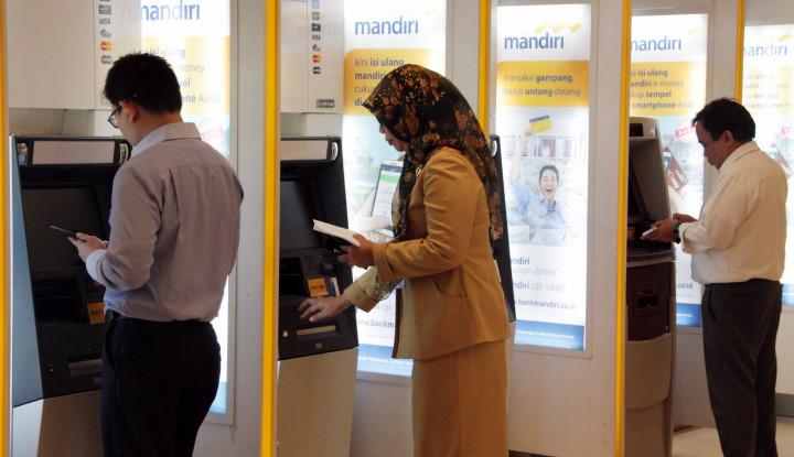Jelang Lebaran, Bank Mandiri Sebar 77 Titik Penukaran Uang Kecil - Warta Ekonomi