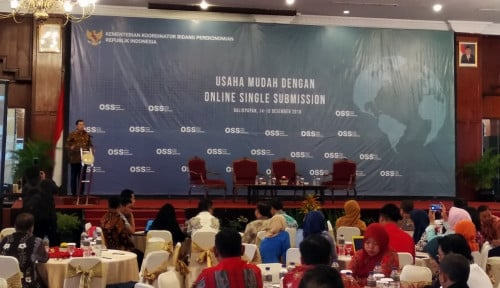 Foto Sosialisasi dan Bimtek OSS Regional Kalimantan: Pemerintah Optimalkan Sinergi Pusat dan Daerah