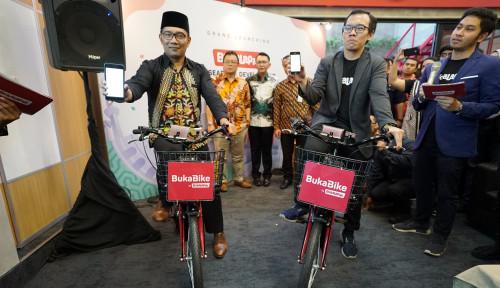 Foto Dorong Startup dan UMKM Jabar, Bukalapak Resmikan Kantor Riset dan Pengembangan di Bandung