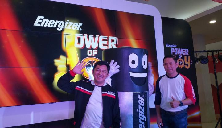 Energizer Indonesia Bidik Market Share 40% - Warta Ekonomi