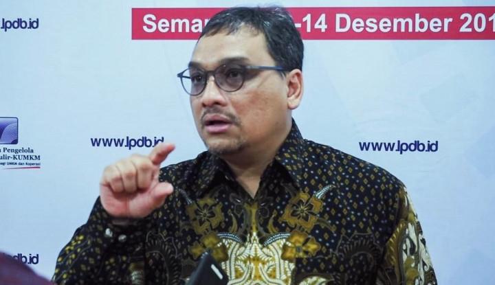 LPDB-KUMKM Pastikan Dana Bergulir Sampai ke End User - Warta Ekonomi