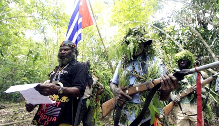 Angkat Bendera Putih! Akhirnya Pimpinan OPM Nyerah Juga, Anak Buahnya 'Auto' Gabung ke NKRI