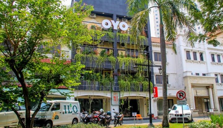 OYO Hotels Targetkan Ekspansi ke Lebih dari 100 Kota di 2019 - Warta Ekonomi