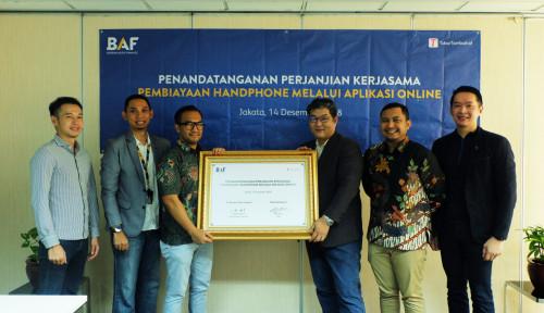 Foto Perluas Pembiayaan Multiproduk, BAF Jalin Kerja Sama dengan Tukartambah.id