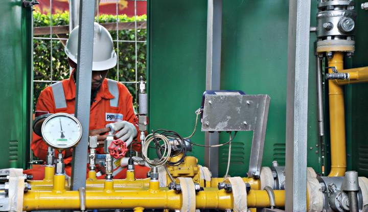 Harga Gas Masih Selangit, Pengusaha Keramik Menjerit - Warta Ekonomi