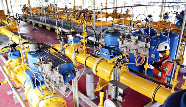 Jokowi Turunkan Harga Gas Industri, PGN Bakal Babak Belur - Warta Ekonomi