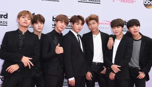 Grup Idola BTS Masuk Daftar Selebriti Termahal Dunia, Estimasi Cuannya Hampir Rp693 M!