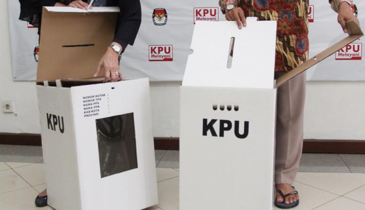 Foto Berita 70 Kotak Suara Pemilu di Bantul Rusak