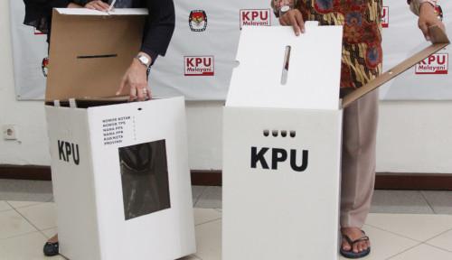 Foto 70 Kotak Suara Pemilu di Bantul Rusak