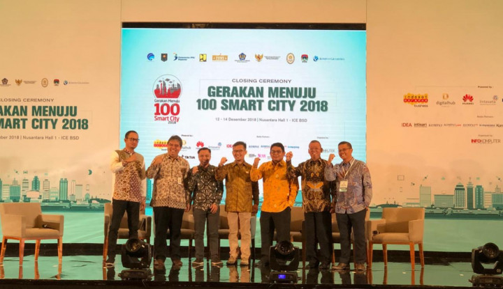 Foto Berita Sinar Mas Land Transfer Ilmu Kembangkan Smart City