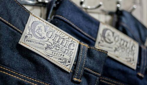 Foto Milenial Ini Jadi Miliarder Lewat Celana Jeans Custom, Cuma Modal Uang Saku